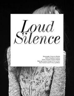 Loud Silence | Volt Café | by Volt Magazine