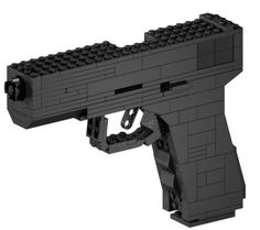 The Sixteenth Division #gun #white #lego #black