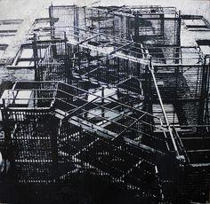 CJWHO ™ (Stunning New Stencil Work from 'Escape Artist'...)