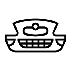See more icon inspiration related to Bumper, car, shield, mudguard, fender, construction and tools, guard, automobile, part, parts and vehicle on Flaticon.