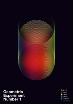 Data Flow 2 - Geometric Experiments on the Behance Network