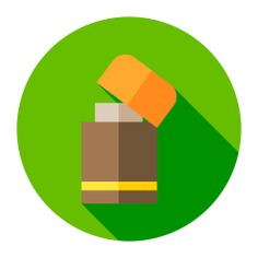 See more icon inspiration related to Tools and utensils, miscellaneous, flaming, lighter, petrol, , gasoline and fuel on Flaticon.