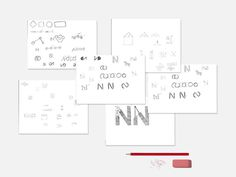 The Branding People new project NODO design. Nodo is a design and interiorism agency with a creative base placed in New York CIty and a prod #design #graphic