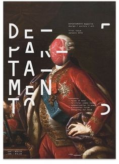 All sizes | Departamento | Flickr - Photo Sharing! #poster #typography