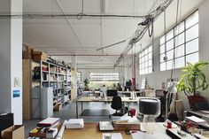 Test Folchstudio04.JPG #interior #workplace #studio