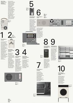 dieter rams #design #product #grid #rams #dieter #typography