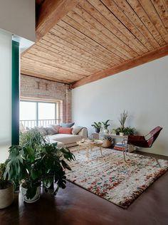 Loft Style Home Designed in a Former Brooklyn Jute Mill 1