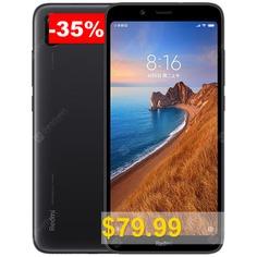 Xiaomi #Redmi #7A #4G #Smartphone #Global #Version #- #BLACK