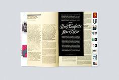 MagSpreads Magazine Design and Editorial Inspiration: Pli * Arte e Design: Issue 2 3 / 2012 Enthusiasm #magazine