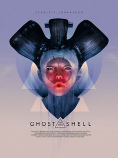 Ghost in The Shell Illustration