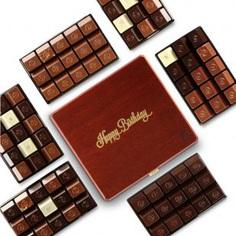 Birthday Chocolate Boxes