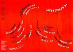 Baubauhaus. #flow #movement #wave #poster #typography