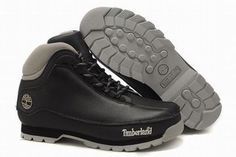 timberland mens euro dub black boots