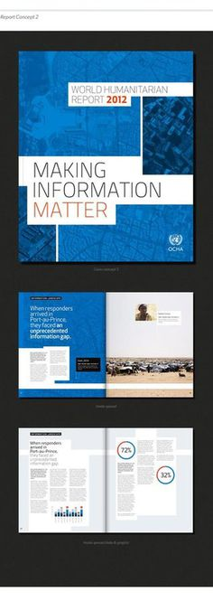 OCHA (United Nations) | Hype #layout