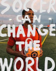 PARK Social Soccer Co Soccer Can Change the World