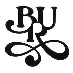 Typeverything.com - Biblioteca Universale Rizzoli... - Typeverything #type #logo