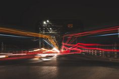 Beautiful Long Exposure Street Photography by Kyle Didur
