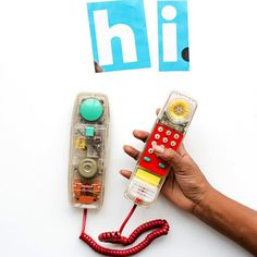 Hi! Do you like our post? #Sample - Be inspired by Rawpixel.com #Hi #Vintage #Phone #Landlide #90s #Telephone #realimage #social #brandin