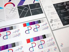 Cambridge Design Partnership brand identity #man