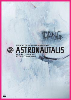 Astronautalis, Painting