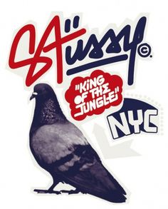 MAD FUTURE #nyc #stussy #bird