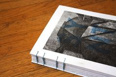 n.wise #letterpress #book