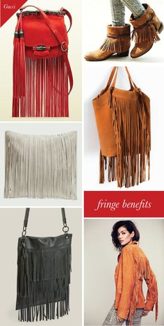 fringebenefits #fringe #title #70s #leather #bag