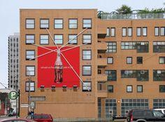 Coca-Cola Outdoors | Fubiz™ #ads