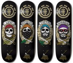 Art by Chad Eaton #eaton #deck #illustration #chad #skateboard
