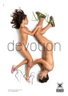 MUNICH Devotion (Summer 2014) #nytt #shoes #devotion #photography #2014 #summer #ad #munich