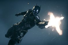 Arkham Knight demo screenshot #batman #villain #arkham knight
