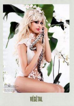 Zahia Dehar by Karl Lagerfeld   Professional Photography Blog #fashion #photography #inspiration