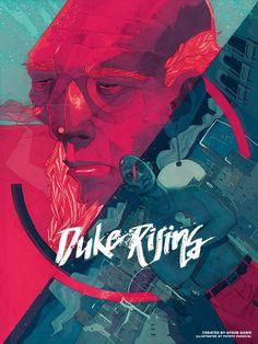 DUKE RISING Poster