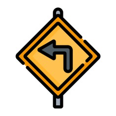 See more icon inspiration related to arrow, shapes and symbols, traffic sign, crossing, signaling, signs, sign and cross on Flaticon.