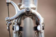 Fuso #bicycle #campagnolo #vintage #brakes #typography