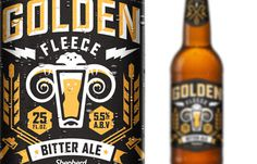 10_22_13_GoldenFleece_1.jpg #packaging #logo