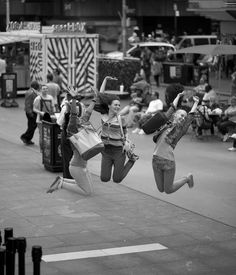 1 + New York #happy #jump