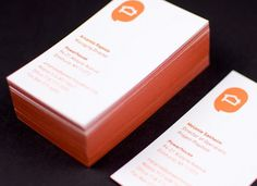 Design;Defined | www.designdefined.co.uk #business #print #clean #identity #type #minimalist #cards