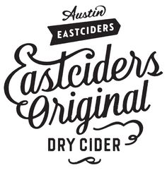 Austin Eastcideres by Simon Walker #type #typo #script #lettering #font #logo #brand #mark