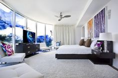 22 examples about paintings for bedroom #interior #bedroom #dec #wall #for #dcor #paintings
