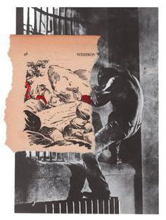 Nicholas Lockyer   PICDIT #painting #art #mixed #media #collage