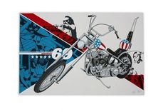 Graphic Discharge #print #screen #posters #movies #motorcycle
