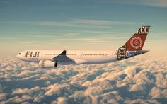 Unique partnerships create a new brand and new experience for 'Fiji Airways'.