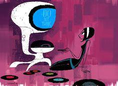 reccardi.com: Chris Reccardi Official Site #music #illustration