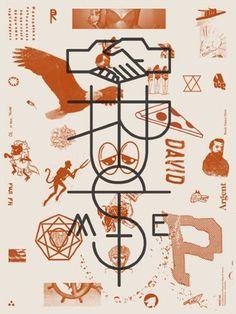 FFFFOUND! | Tumblr #design #experimental #eagle #pizza #david