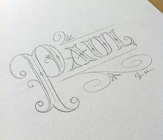 #lettering || Jessica Hische #lettering #hische
