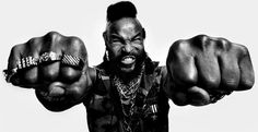 Mr. T by Marco Grob #photography