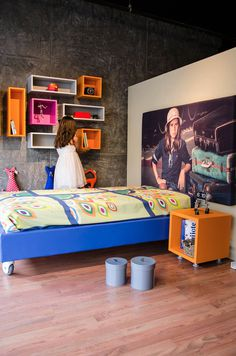 10 tips for designing children's rooms - HomeWorldDesign 6 #inspiration #design #interiors #tips #kids #children