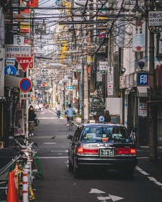 Playful and Modern Street Photography by Takeshi Hayakawa