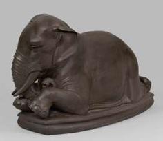 Rest Elephant. Original title #Sets #Teasets #Porcelainsets #Antiqueplates #Plates #Wallplates #Figures #Porcelainfigurines #porcelain